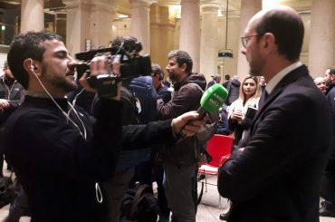 Lazio: Giuseppe De Mita a Pd, su alleanze no ad ambiguità e veti