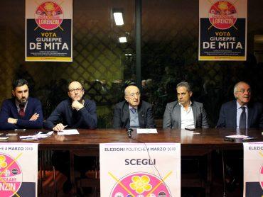 Conferenza stampa Civica Popolare Avellino