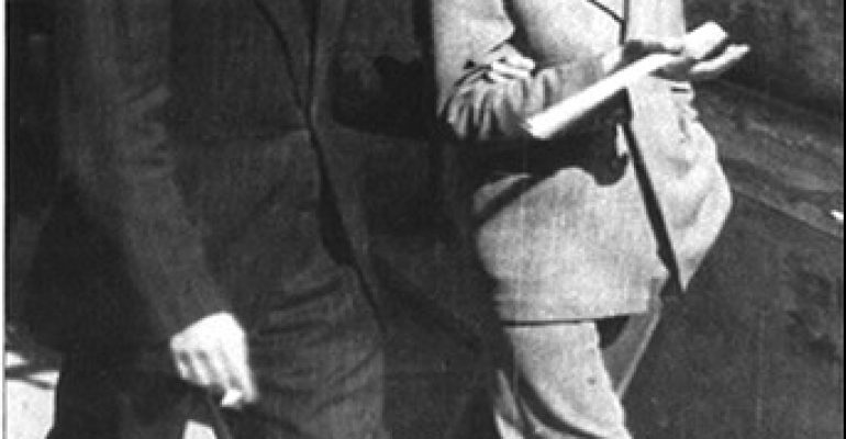 """""""Perché siamo all'opposizione"""" – Aldo Moro, 1943"""